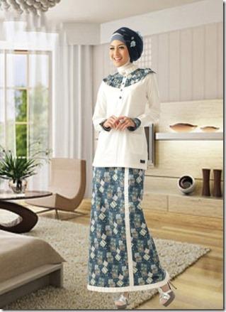 Pesona Model Jilbab Dan Gamis Terkini Trend Gaya Busana