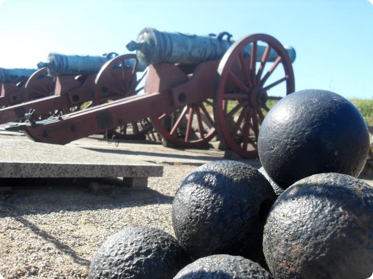 Kronborgs kanoner