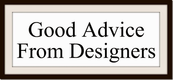Ribbet Edit Good advice from designers