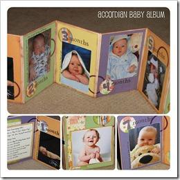Picnik collage baby albums