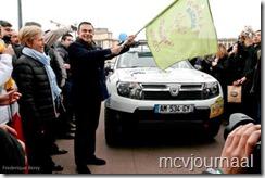 Voorbereiding op de Rally in Marokko 2013 14