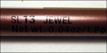 NYX Jewel Slide On Pencil