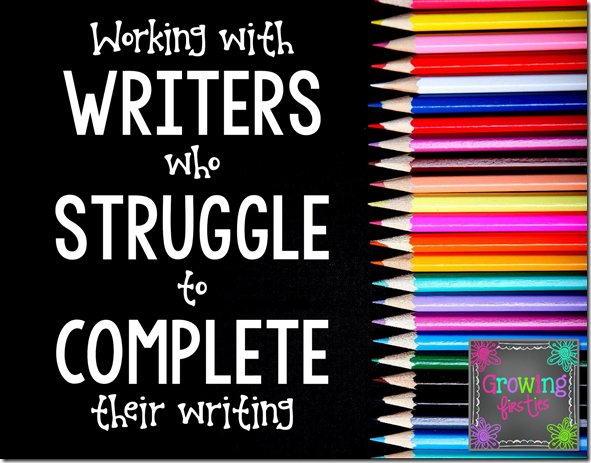 Work With Writers Who Struggle To Complete Their Writing Pin