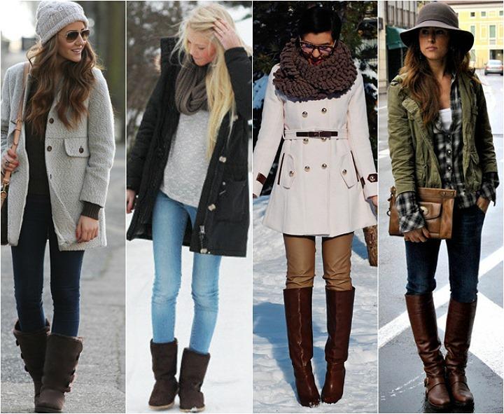Como usar looks de inverno intenso frio 02