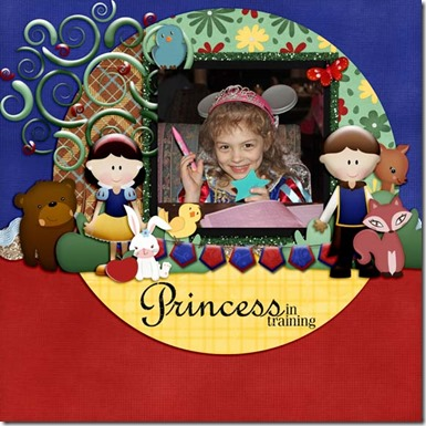 bcalberti_SomedayCollab_PrincessInTraining web