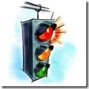 اشارات المرور الضوئية