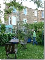 19 back garden