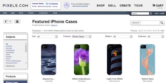 pixels iphone cases