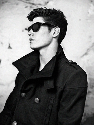 Sam Way by Txema Yeste for Pull & Bear F/W 2011