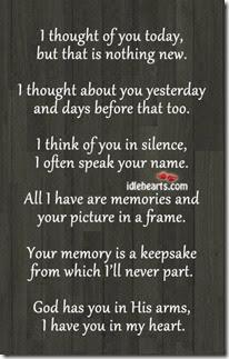 dad memory
