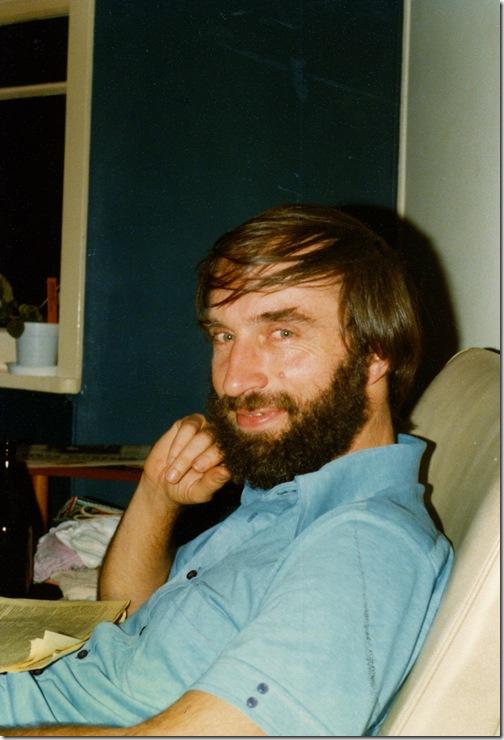 A bearded Belshaw