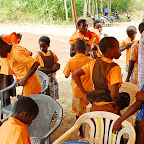 DSC_0276 School Pupils of Kwao Larbi Anglican Primary Trying on their New Uniforms.jpg