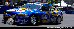 Mark Winterbottom, FPR Ford Falcon