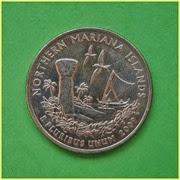 Quarter Islas Marianas del Norte