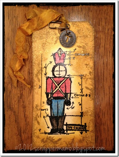 toy soldier blueprint tag w border