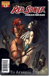P00004 - Savage Red Sonja #4