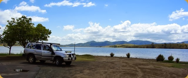 The Tug @ Somerset Dam QLD  Oct 2013