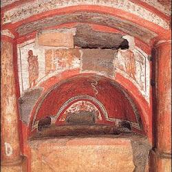 014 Arcosolio Catacumba Priscila.jpg