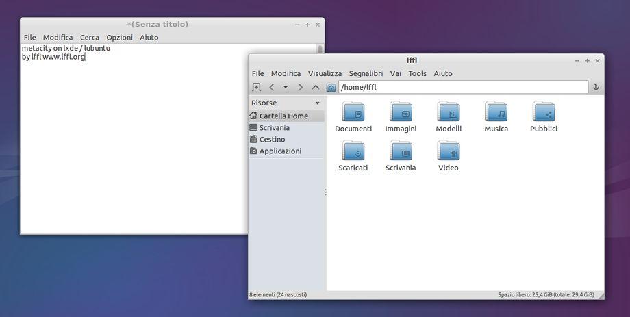 Metacity in Lubuntu