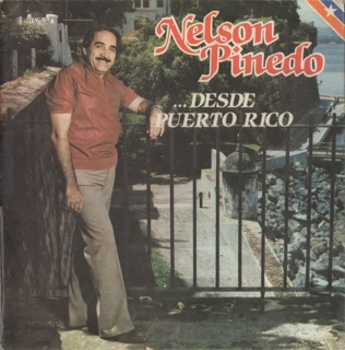 Nelson Pinedo  Desde Puerto Rico  LP Front