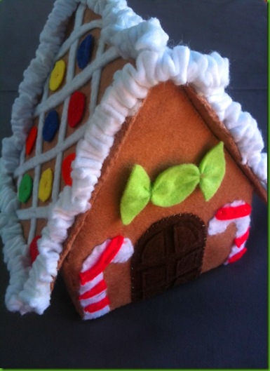 Fia's Gingerbread House