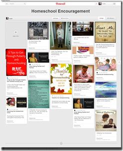 Homeschool Encouragement on Pinterest