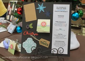 goodie bag items_christmas card making day 2013 IMG_8917