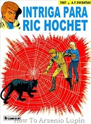 P00006 - Ric Hochet  - Intriga par