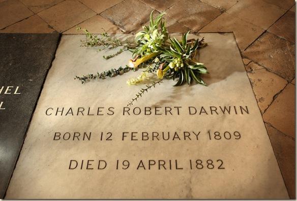 Tumba de Darwin