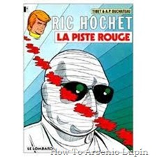 P00021 - Ric Hochet  - Pista sangr