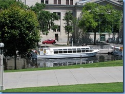 6563 Ottawa Rideau Canal - Paul's Boat Lines