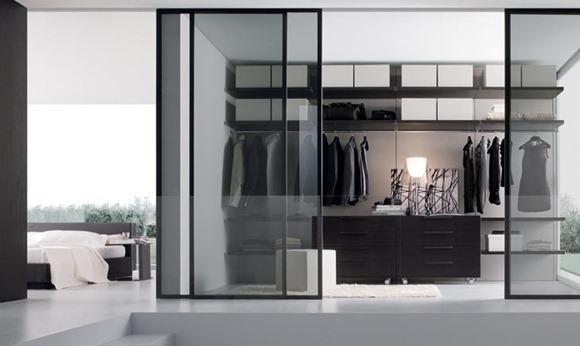 Elegantes dise os de closets y vestidores de dormitorio idecorar - Vestidores para dormitorios ...