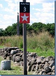 2462 Pennsylvania - Gettysburg, PA - Gettysburg National Military Park Auto Tour - Stop 3 Oak Ridge