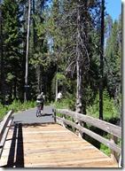 Lake bike ride and chipmunks 026
