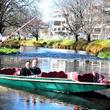 Punting on Avon -- Christchurch, New Zealand