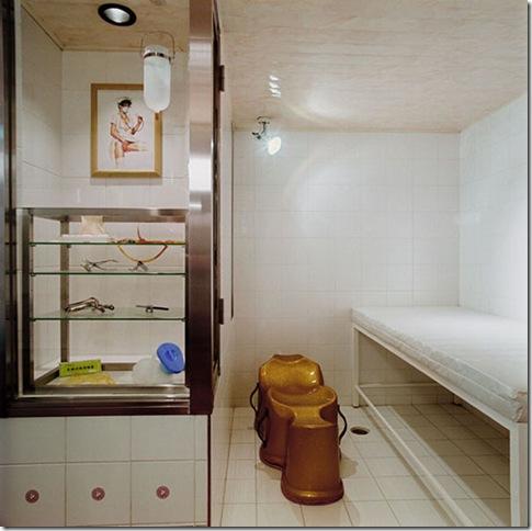 Naughty Nurse Play Area, Hotel Adonis, Osaka 2005