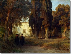 Garden-in-a-Monastery