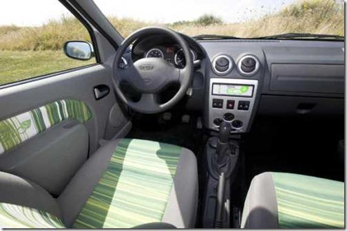 Milieuvriendelijk motoren Dacia 03