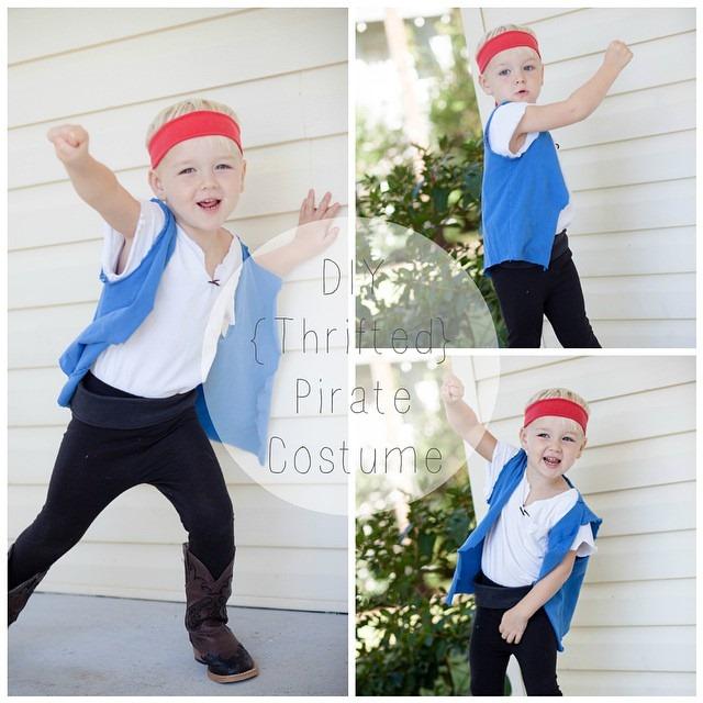 thriftscorethursday restlessarrow pirate costume