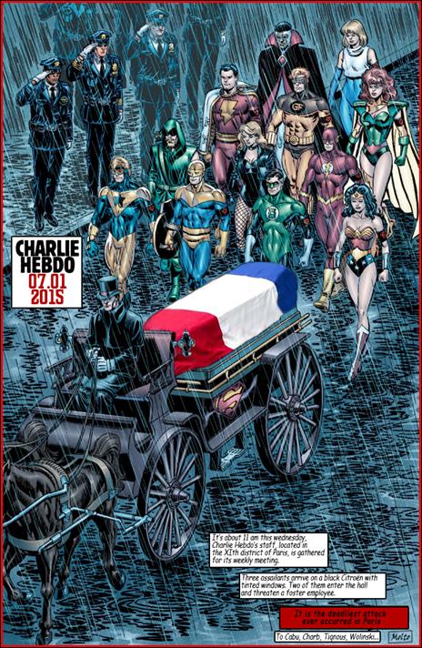I am Charlie Hebdo