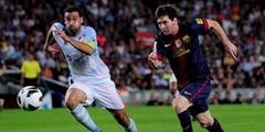 Barcelona vs Granda