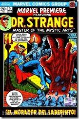 P00005 - Marvel Premiere  - Dr. Strange - por Mastergel #5