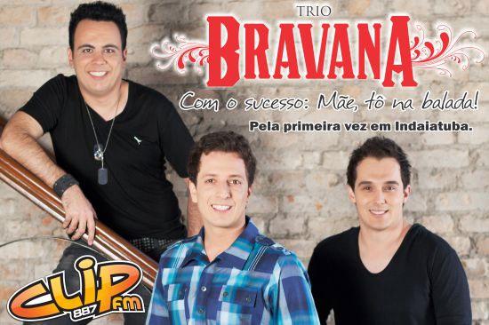 Trio Bravana ao vivo na Pepi's Pizza Bar em Indaiatuba