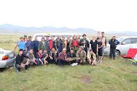 Соревнования на Гусином озере - 3 августа 2013