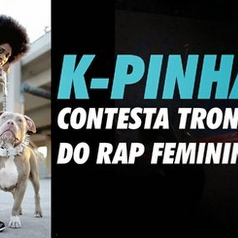 Rapper K-Pinha Contesta o Trono do Rap Feminino e Acusa Rainha Ginga do Rap de Imitar o Seu Vídeo [Áudio]