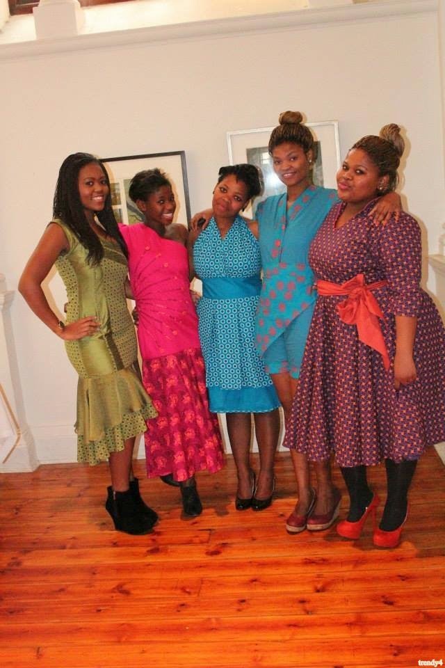Shweshwe Dresses Traditional African Clothing In South ...