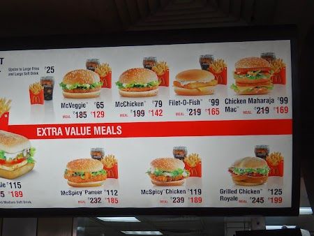 21. Mc Donald's India menu.JPG