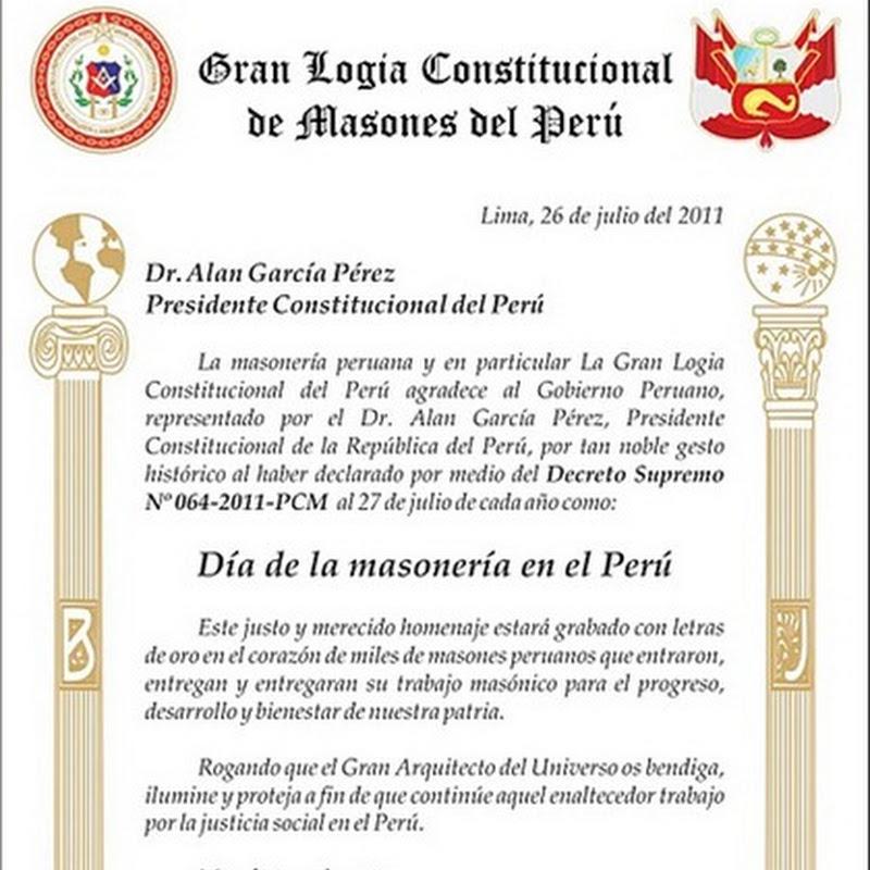 Día de la Masonería Peruana