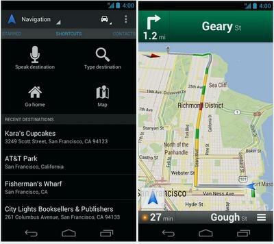 Google Map untuk Android dikemas kini dengan versi 6.5