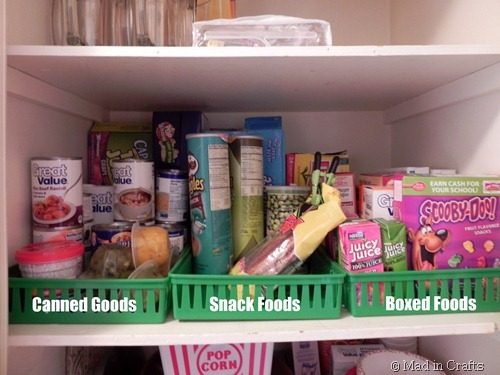 pantry bins